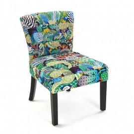 SILLÓN TROPICAL PATCHWORK